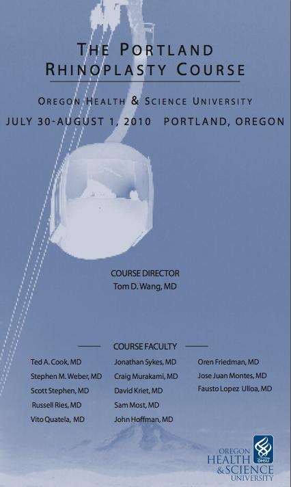 PortlandRhinoplastyCourse2010