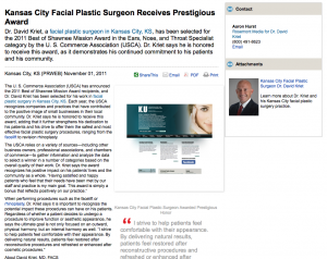 facial, plastic, surgeon, surgery, kansas, city, ks