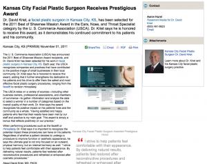 facial, plastic, surgeon, surgery, kansas, city, ks